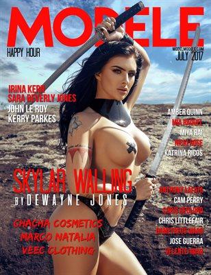 Model Modele Magazine Presents Happy Hour (Skylar)