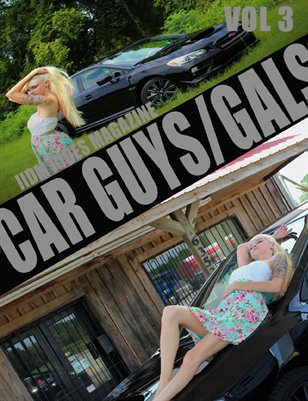 CAR GUYS/GALS VOL. 3