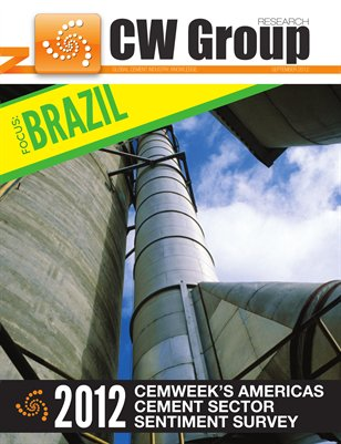 2012 CemWeek Brazil and Americas Cement Sector Sentiment Survey