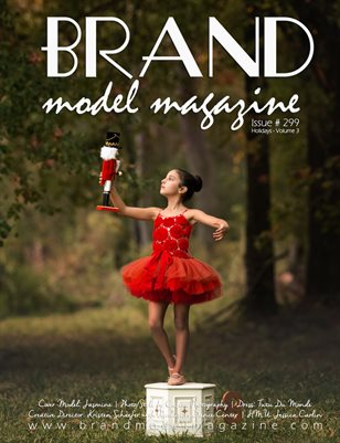 Brand Model Magazine  Issue # 299, Holidays - Vol. 3