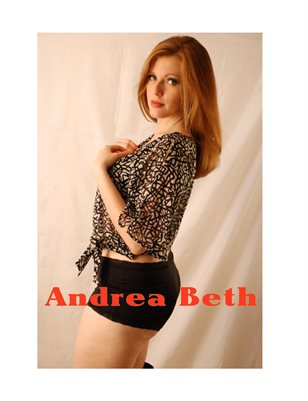 Andrea Beth Magazine Issue One