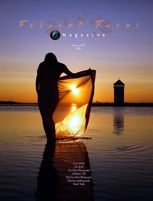 Fervent Focus Magazine: Issue #27 Yellow
