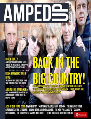 Amped Up Scotland Issue 3