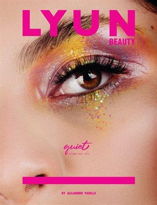 LYUN BEAUTY ISSUE No.3 (VOL No.1)