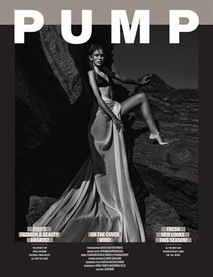 PUMP Magazine B&W Edition - Oct 2019 - Vol.2