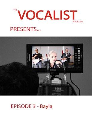 The Vocalist Magazine PRESENTS...
