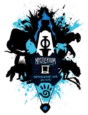 Mysterium 2009 Convention Book