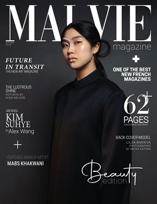MALVIE Mag - Beauty Edition Vol. 18 JULY 2020
