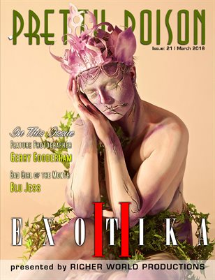 Pretty Poison - Issue #21