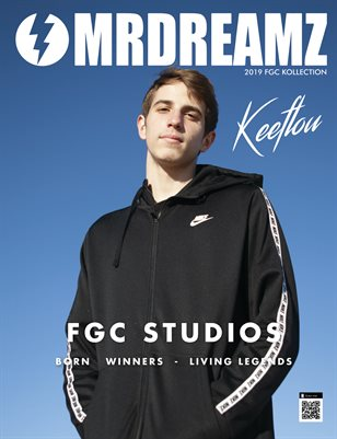 Mr Dreamz magazine 2019 Keeflou FGC Studios