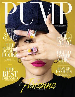 PUMP Magazine | The Style Watch | Vol.1