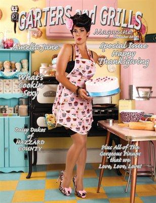 GandG November Amelia Jane Cover