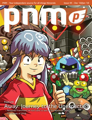 Pure Nintendo Magazine (PNM) Issue 44