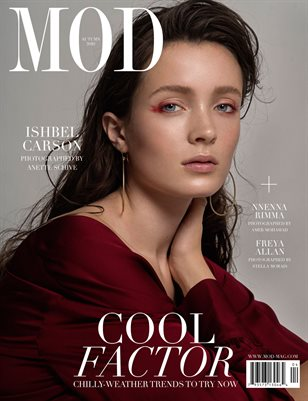 MOD Magazine: Volume 8; Issue 4; AUTUMN 2019 (Cover 3)