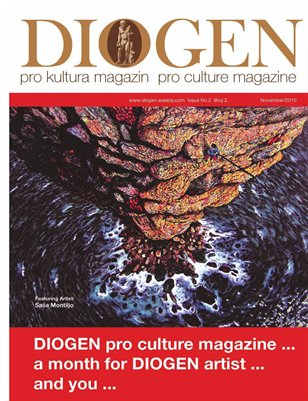 DIOGEN pro art magazine No 2. Novembar / November 2010