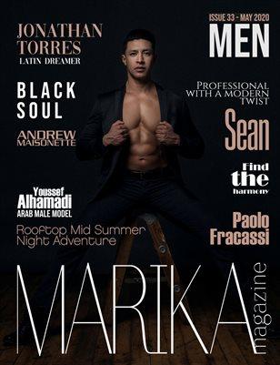 MARIKA MAGAZINE MEN (May - issue 33)