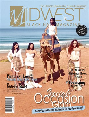 April/May 2015 - Midwest Black Hair Magazine