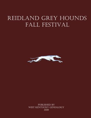 REIDLAND GREYHOUNDS FALL FESTIVAL