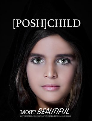 [Posh]Child Magazine Most Beautiful