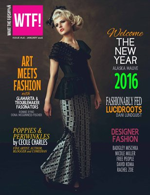 WTF! The New Year Issue