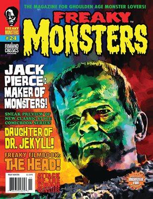 Freaky Monsters #24