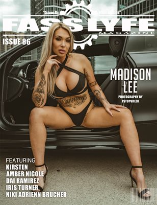 FASS LYFE ISSUE 86 FT. MADISON LEE