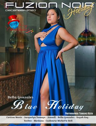 Fuzion Noir Bella Gonzales Fashion Xmas 2020 issue1 cover2