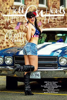 Hell on Heels Poster Feature July 21 2017 Amy Cash