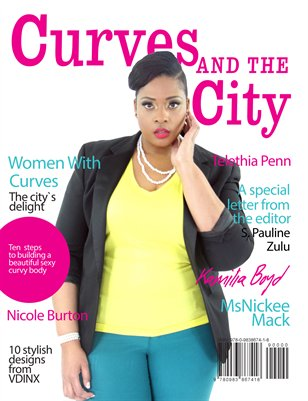 Curves And The City Magazine