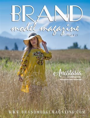 Brand Model Magazine - Issue # 23
