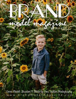 Brand Model Magazine  Issue # 555