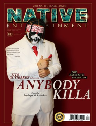Native Player Issue - Alternate Cover #1