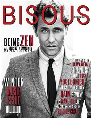 Bisous Magazine Winter 2013