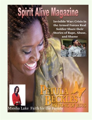 Spirit Alive Magazine April 2013