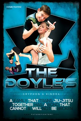 The Doyle's Family Poster