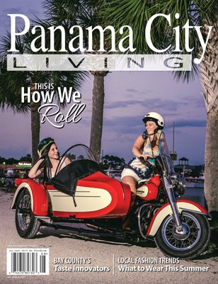 Panama City Living - July/August 2015