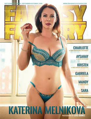 FANTASY FACTORY MAGAZINE SEPTEMBER - OCTOBER 2019