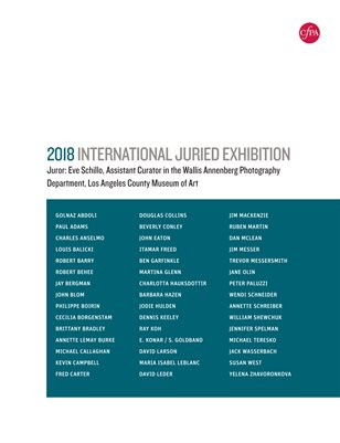 CPA 2018 International Juried Exhibition