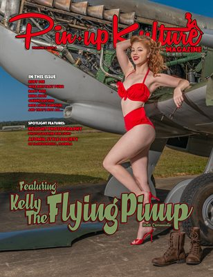 Pinup Kulture Magazine Volume 3, Issue 8