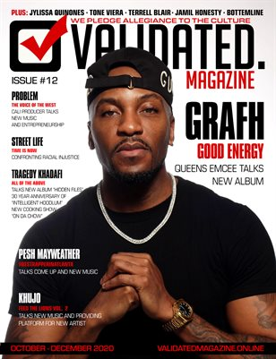 Validated Magazine ft. Grafh