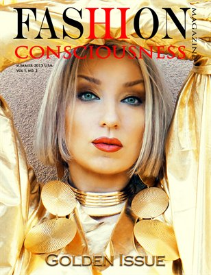 FASHION CONSCIOUSNESS Magazine - Special Launch Edition 2015