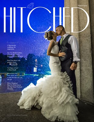 HItched March Issue