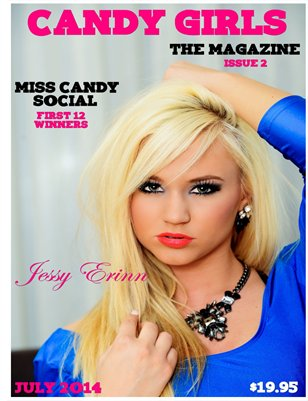 Candy Girl The Magazine issue 2