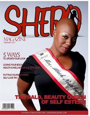 SHERO February 2017 Issue