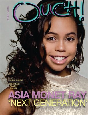 Asia Monet Ray    /NEXT GENERATION /vol.39