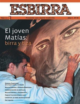 Revista Esbirra Nº10