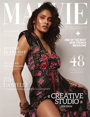 MALVIE Mag | Creative Studio Edition | Vol. 10 JUNE 2020