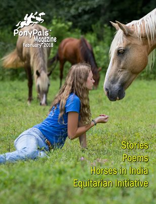 February 2018 Pony Pals Magazine, Vol.7 #9