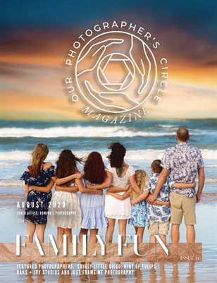 Our Photographers Circle Magazine Issue 11 Family Fun