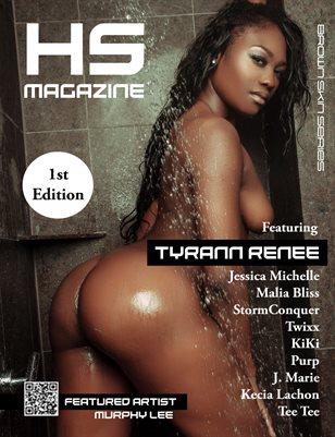 HunniShotz Magazine Series 1